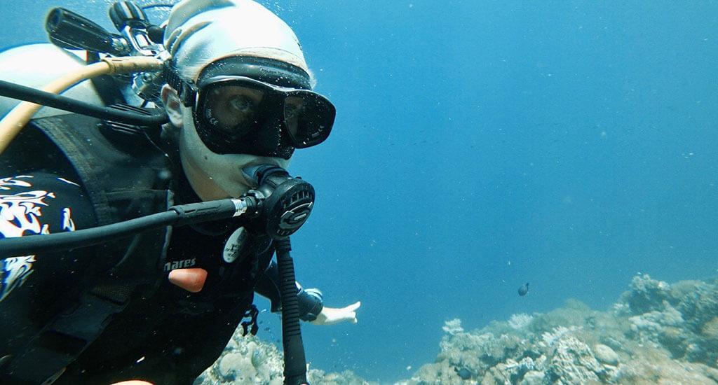 Rebecca Diving