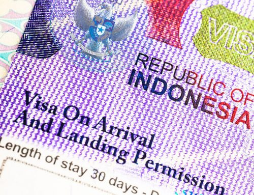 The right visa to visit Indonesia