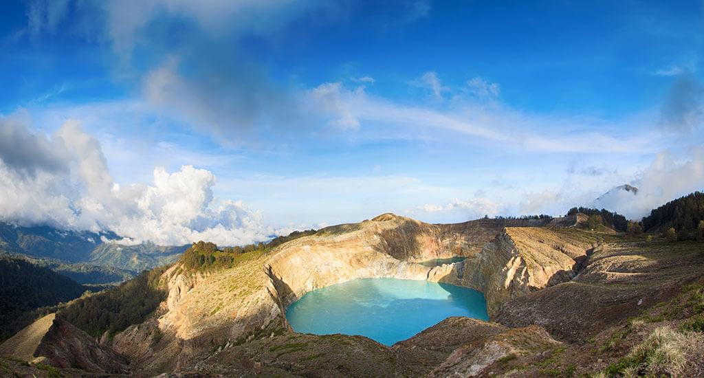 Mount Kelimutu Flores