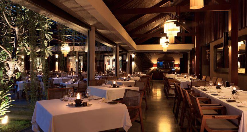 Metis Restaurant Bali