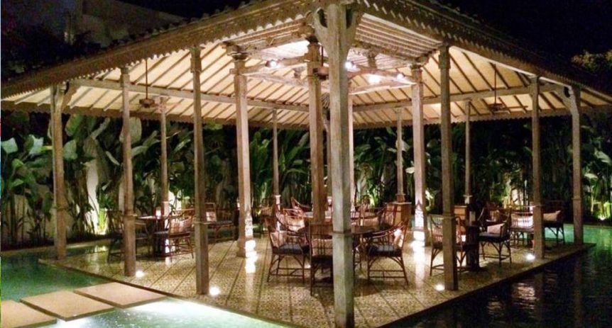Bambu Restaurant Bali