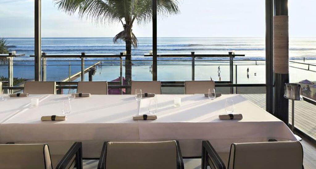 Ku de ta Restaurant Style Bali