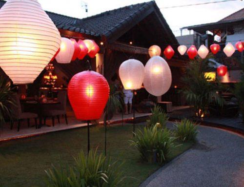 Sarong Restaurant Bali