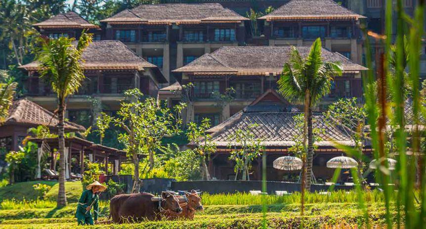 Mandapa Ritz Carlton Resort